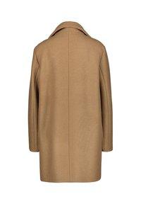 BOSS - Classic coat - camel - 3