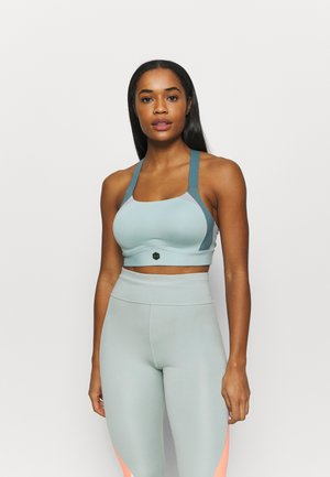 RUSH - High support sports bra - enamel blue