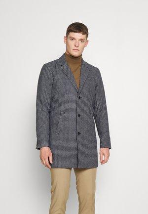 OGTOOTH CHECK COAT - Short coat - insignia blue melange