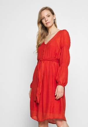 ALICECR DRESS - Day dress - summer fig