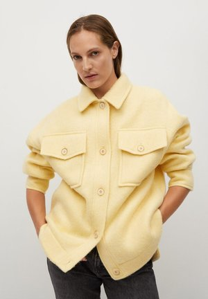 COUNTRY - Übergangsjacke - pastel yellow