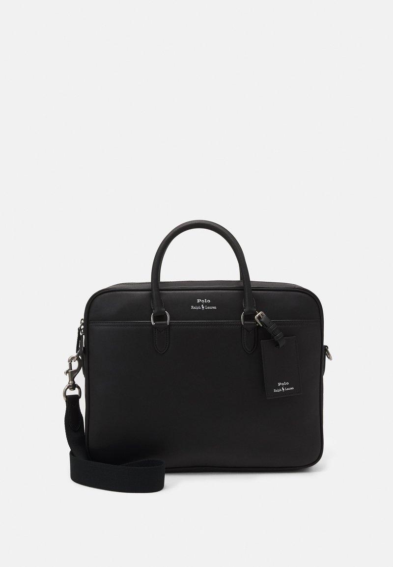 Polo Ralph Lauren - SMOOTH COMMUTER UNISEX - Portafolios - black