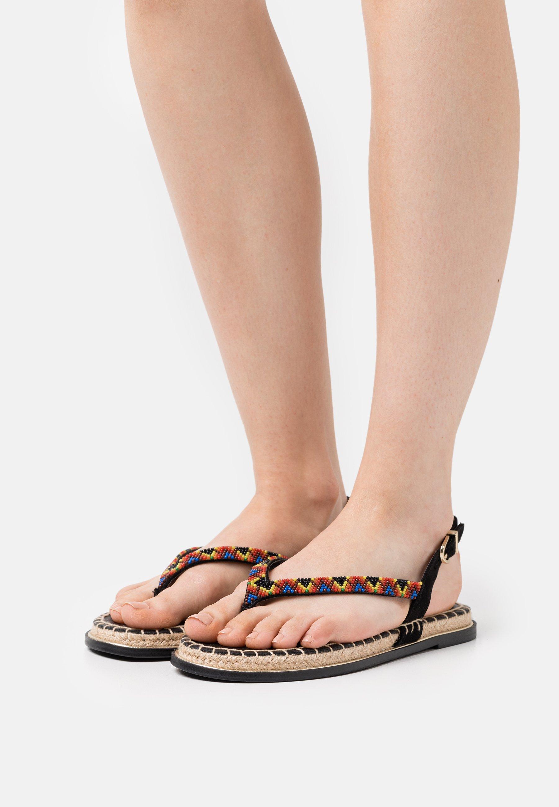 Women T-bar sandals