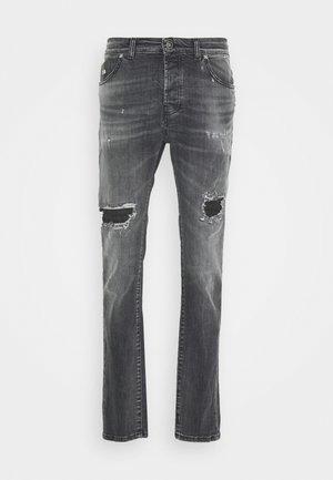 SOLEIL - Slim fit jeans - grey