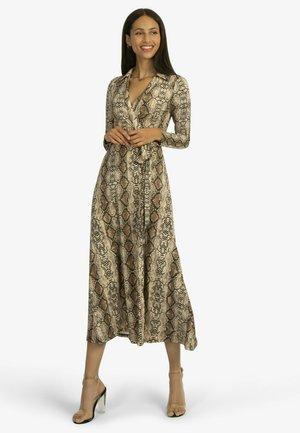 Day dress - beige-braun
