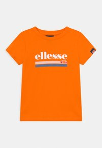 Ellesse - FANTUCCI TEE - Print T-shirt - orange - 0