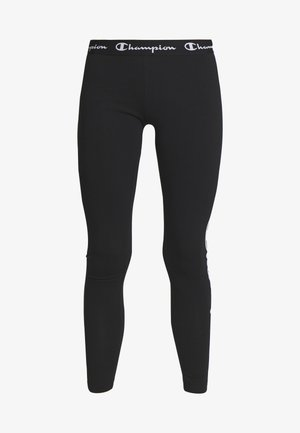 LEGGINGS - Legginsy - black