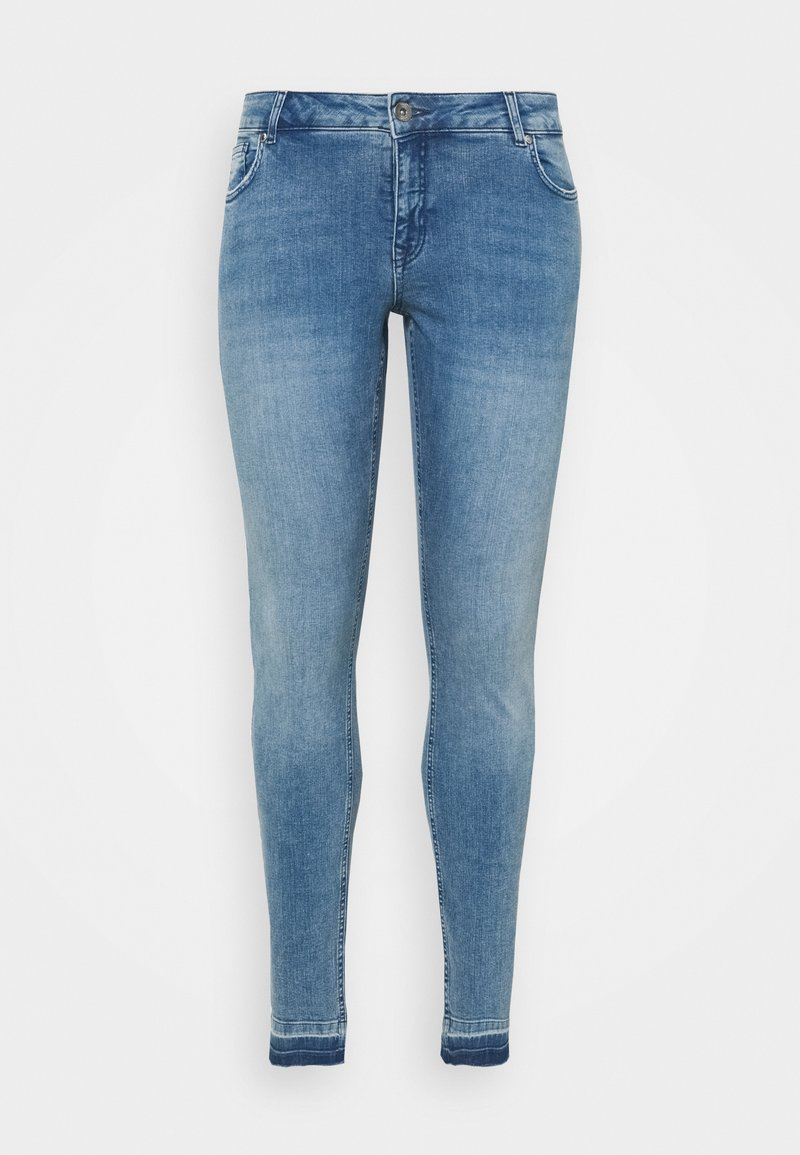 Zizzi - JCLARA SANNA  - Jeans Skinny Fit - blue