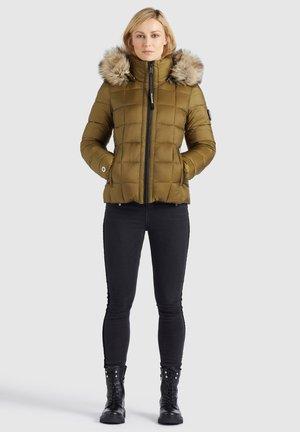 EAVAN - Winter jacket - oliv