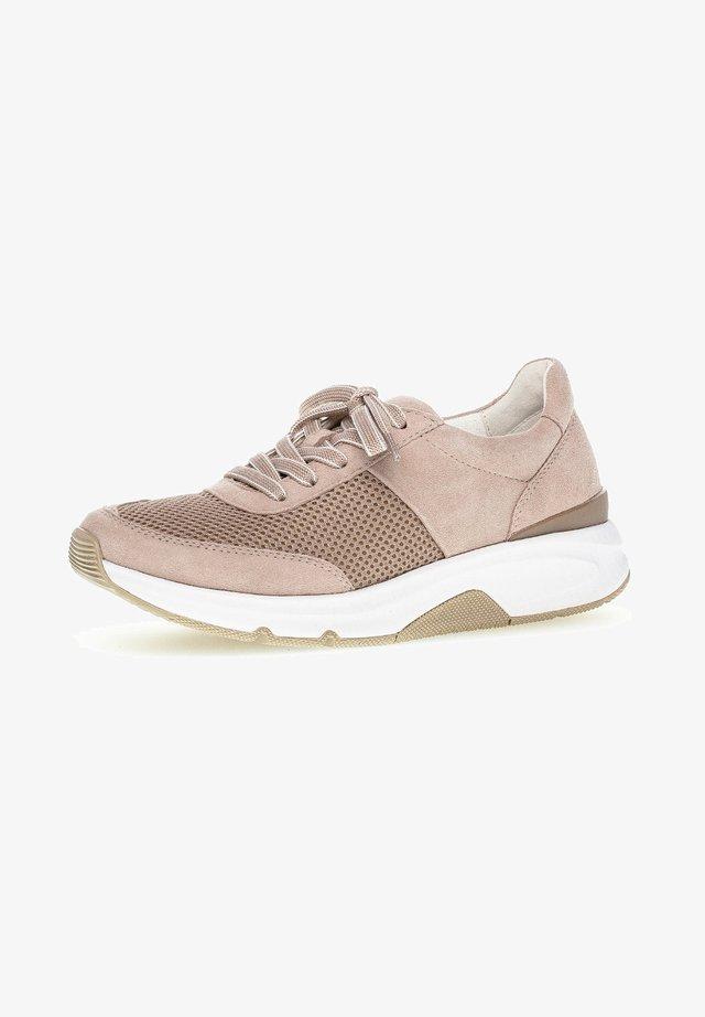 Sneakers laag - antikrosa