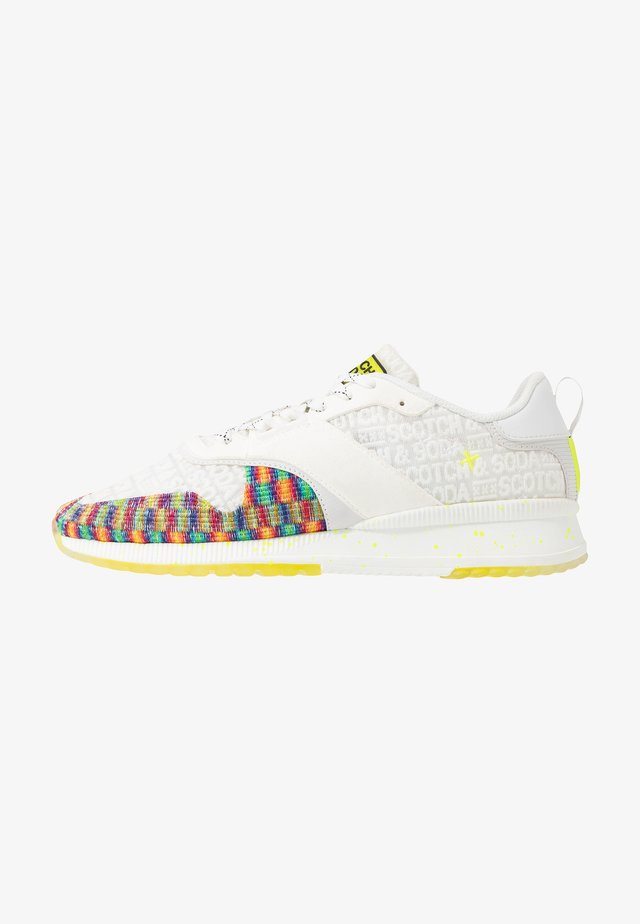 VIVEX - Trainers - white/rainbow mix