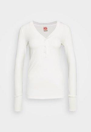 CLASSIC GRANDAD - Longsleeve - off white