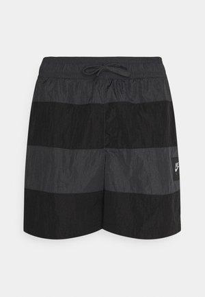 Shorts - black/smoke grey