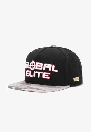 MISTER TEE CAP ELITE CAP - Cap - black