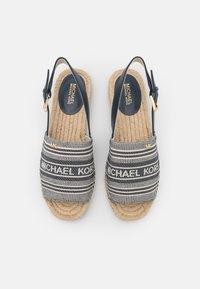 MICHAEL Michael Kors - FISHER - Sandals - navy/multicolor - 4