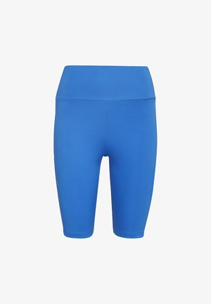 ADICOLOR 3D TREFOIL SHORT TIGHTS - Szorty - blue