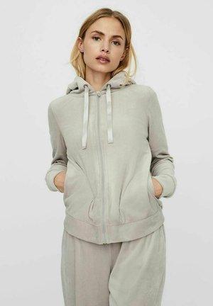 VMATHENA - Zip-up hoodie - ash