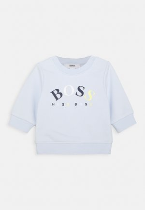 Sweatshirt - pale blue