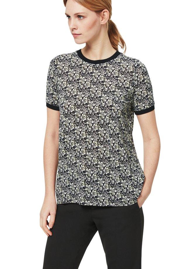 JOANA - T-shirt imprimé - schwarz/off-white