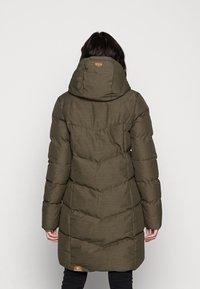 Ragwear - PAVLA - Zimní kabát - olive - 2