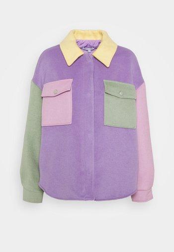 SABINE - Summer jacket - colourblock