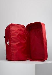 adidas Performance - TIRO DU - Sportväska - power red/white - 5