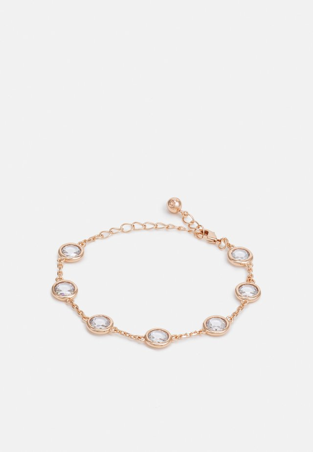 SAALYN STARLIGHT BRACELET - Armband - rose gold-colo