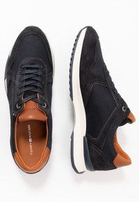 Tommy Hilfiger - RUNNER MIX - Trainers - blue - 1