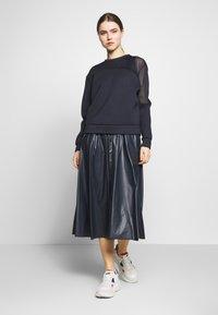 MAX&Co. - DANAROSO SET - Denní šaty - midnight blue - 0