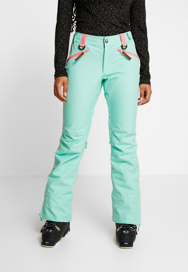 WOMENS PANT - Snow pants - mint