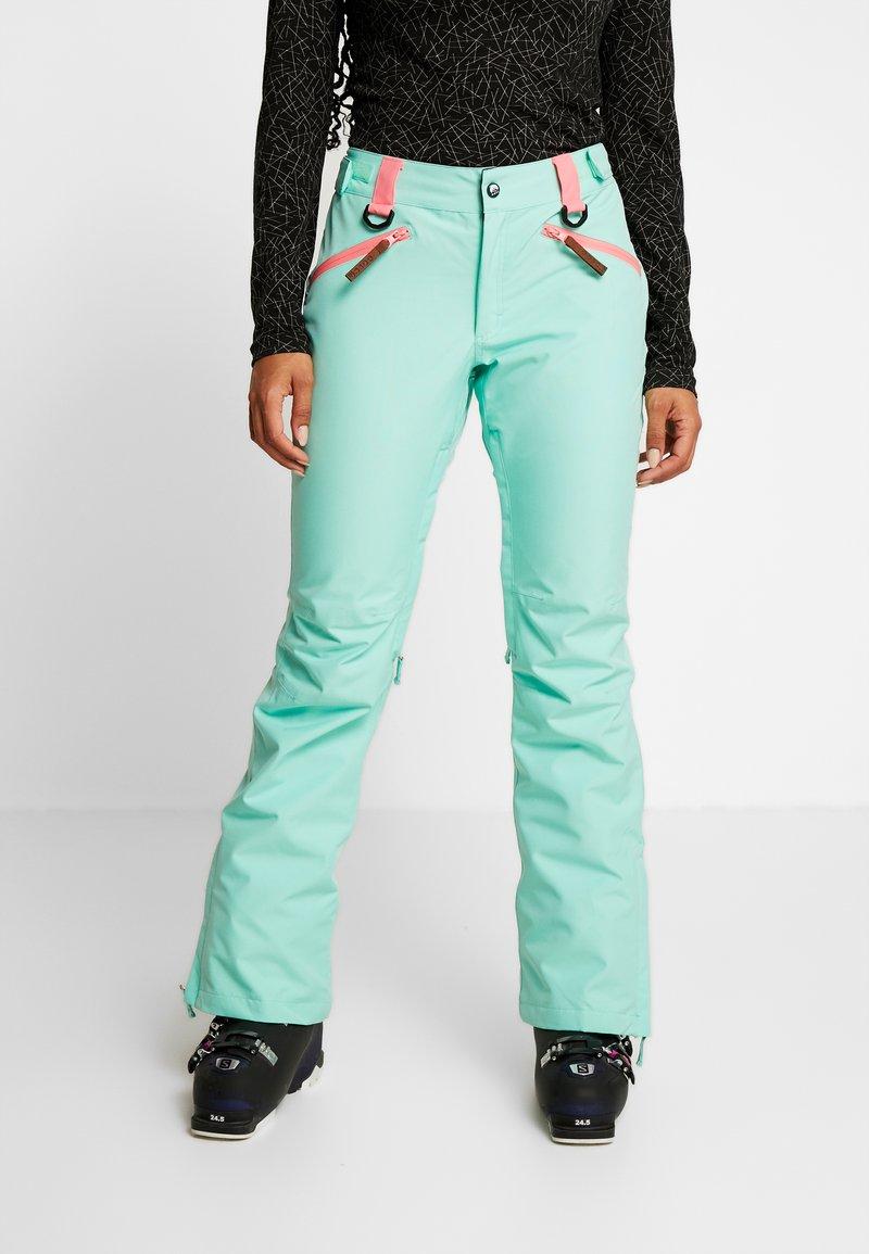 OOSC - WOMENS PANT - Snow pants - mint