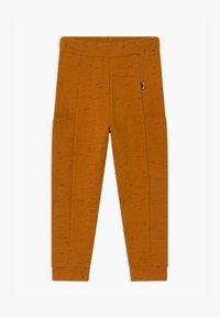 Papu - TIGHT POCKET UNISEX - Kalhoty - earth brown - 0