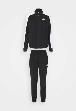 BASEBALL TRICOT SUIT SET - Tracksuit - puma black