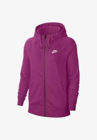 Nike Sportswear - Zip-up hoodie - lila - 6