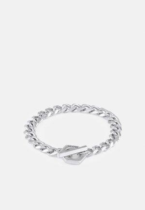 DESERT COMRADE HEXAGONAL BRACELET - Bracelet - silver-coloured