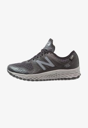 KAYMIN  - Trail running shoes - black/grey