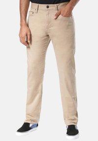 Rusty - Straight leg jeans - Beige - 0