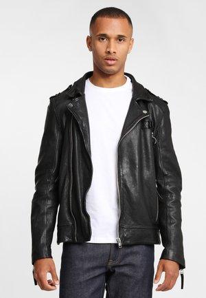 G2BCRIEF SF SVAT - Faux leather jacket - black