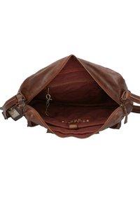 Billy the Kid - NASTY COWBOYS FRANKLIN  - Briefcase - nut brown - 4