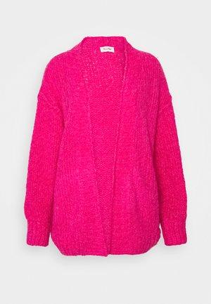 TUDBURY - Cardigan - pinky chine