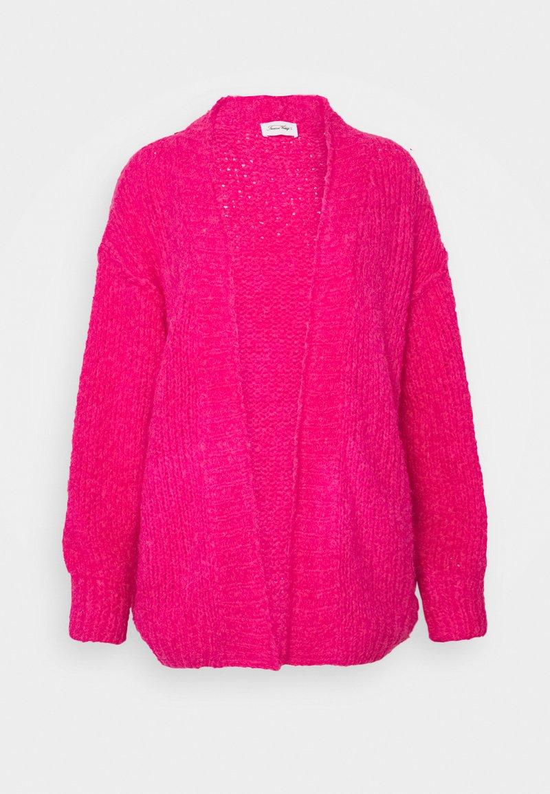 American Vintage - TUDBURY - Cardigan - pinky chine
