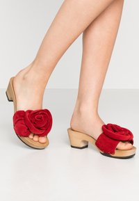 Softclox - KENDRA - Clogs - rot - 0