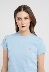 Polo Ralph Lauren - Basic T-shirt - powder blue - 4