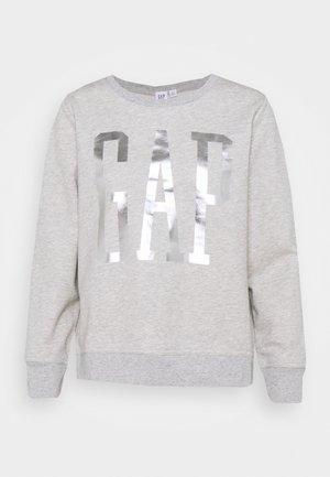 Sweatshirt - light heather grey
