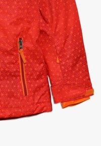 CMP - GIRL SNAPS HOOD - Ski jacket - bitter-granita-orange - 3