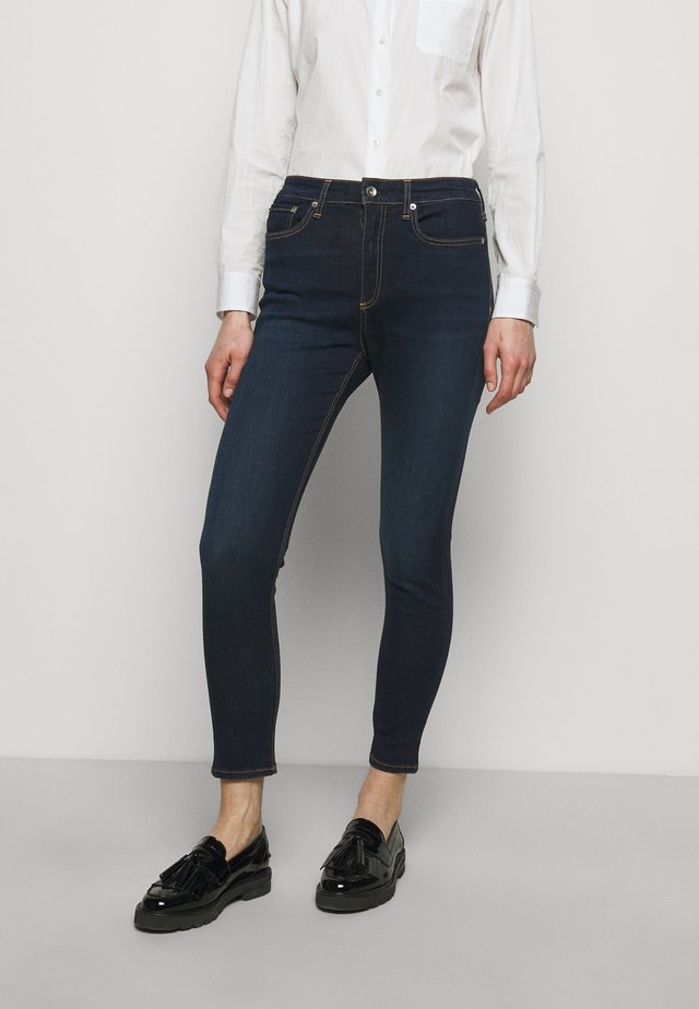 NINA ANKLE - Jeans Skinny Fit - carmen