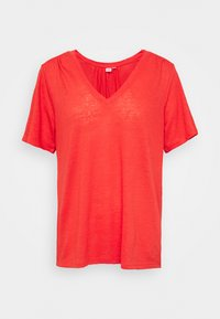 TEE - Basic T-shirt - new coral