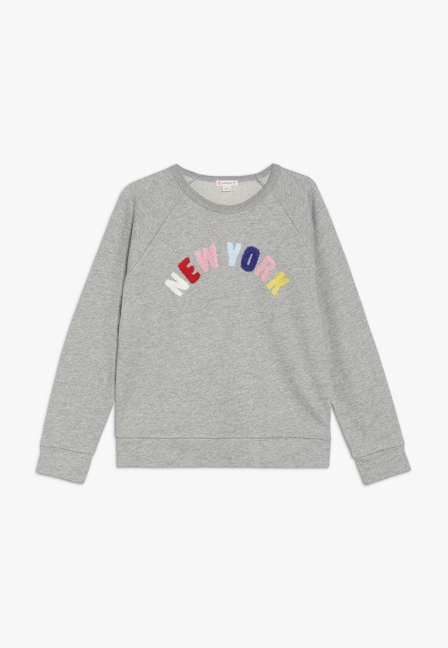 NEW YORK - Sweatshirt - grey