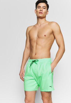 SWIM MEN MEDIUM LENGTH - Plavky - mint