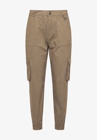 DreiMaster - Trousers - brown - 4